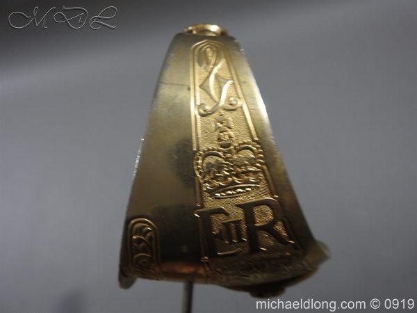 michaeldlong.com 3526 600x450 RAF Officer's Sword ER2