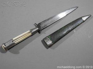 michaeldlong.com 3558 300x225 Georgian Dagger dated 1791