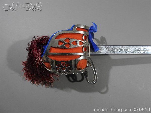 michaeldlong.com 3573 600x450 Scottish ER 2 Basket Hilted Sword by Wilkinson Sword