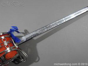 michaeldlong.com 3574 300x225 Scottish ER 2 Basket Hilted Sword by Wilkinson Sword