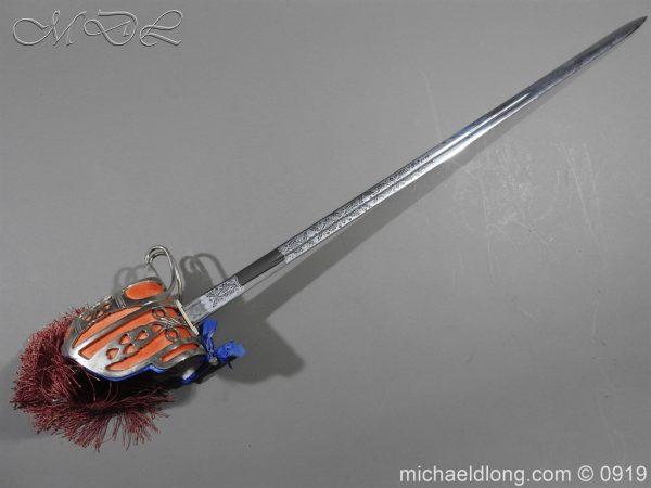 michaeldlong.com 3576 600x450 Scottish ER 2 Basket Hilted Sword by Wilkinson Sword