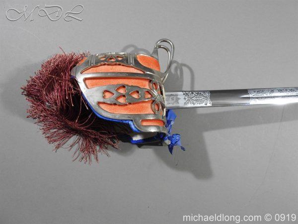 michaeldlong.com 3577 600x450 Scottish ER 2 Basket Hilted Sword by Wilkinson Sword