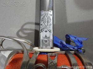michaeldlong.com 3580 300x225 Scottish ER 2 Basket Hilted Sword by Wilkinson Sword