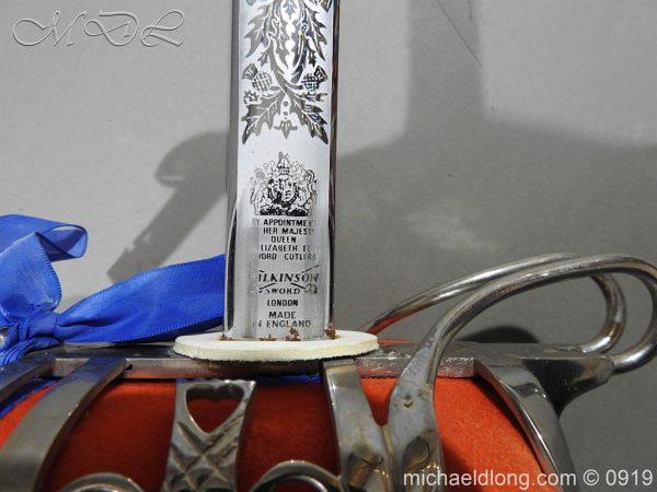 michaeldlong.com 3582 600x450 Scottish ER 2 Basket Hilted Sword by Wilkinson Sword