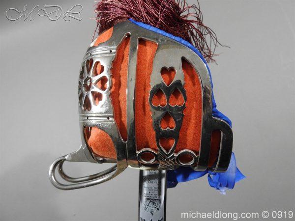 michaeldlong.com 3585 600x450 Scottish ER 2 Basket Hilted Sword by Wilkinson Sword