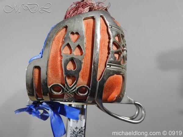 michaeldlong.com 3587 600x450 Scottish ER 2 Basket Hilted Sword by Wilkinson Sword