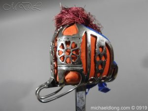 michaeldlong.com 3589 300x225 Scottish ER 2 Basket Hilted Sword by Wilkinson Sword