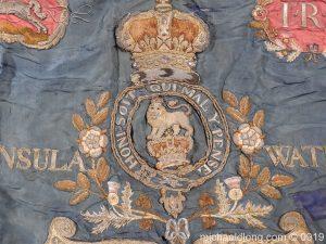 michaeldlong.com 3607 300x225 3rd Standard of 1st Royal Dragoons