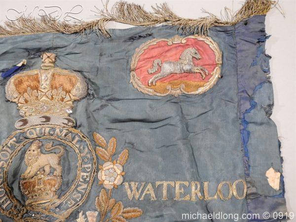 michaeldlong.com 3610 600x450 3rd Standard of 1st Royal Dragoons
