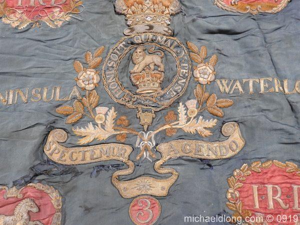 michaeldlong.com 3614 600x450 3rd Standard of 1st Royal Dragoons