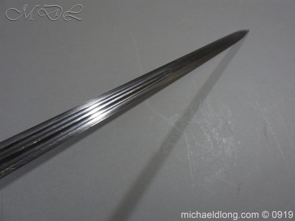 michaeldlong.com 3634 600x450 Scottish WW1 Field Officer's Sword