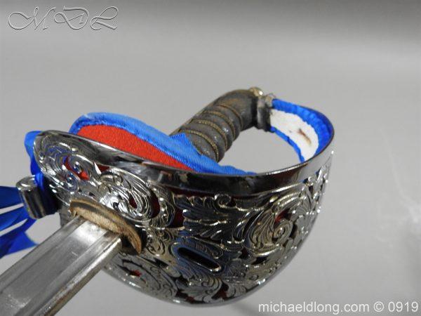 michaeldlong.com 3637 600x450 Scottish WW1 Field Officer's Sword