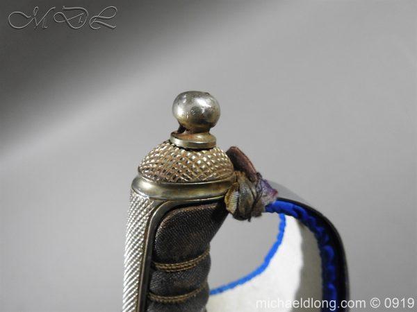 michaeldlong.com 3639 600x450 Scottish WW1 Field Officer's Sword