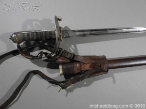 michaeldlong.com 3644 300x225 Welsh Guards Officer's WW2 Sword by Wilkinson Sword