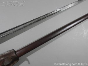 michaeldlong.com 3645 300x225 Welsh Guards Officer's WW2 Sword by Wilkinson Sword