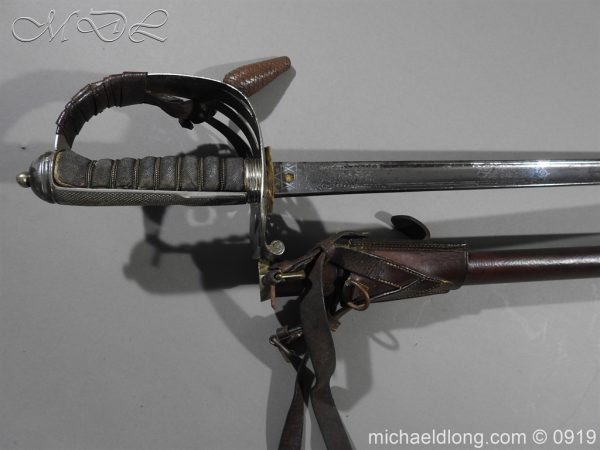 michaeldlong.com 3648 600x450 Welsh Guards Officer's WW2 Sword by Wilkinson Sword