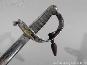 michaeldlong.com 3668 300x225 Welsh Guards Officer's WW2 Sword by Wilkinson Sword