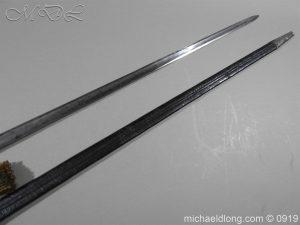 michaeldlong.com 3679 300x225 George 3rd 1788 Officer's Sword