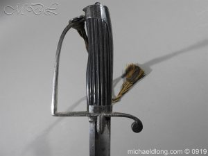 michaeldlong.com 3695 300x225 George 3rd 1788 Officer's Sword