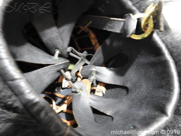 michaeldlong.com 3743 600x450 British Grenadier Guards Parade Helmet