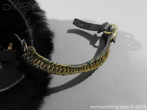 michaeldlong.com 3744 600x450 British Grenadier Guards Parade Helmet