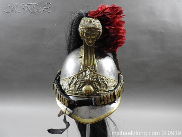 michaeldlong.com 3748 600x450 French Cuirassier Helmet