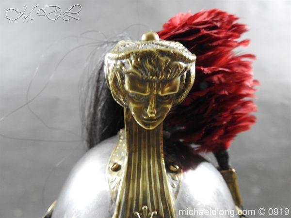 michaeldlong.com 3750 600x450 French Cuirassier Helmet
