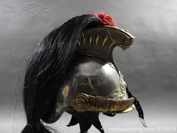 michaeldlong.com 3752 600x450 French Cuirassier Helmet