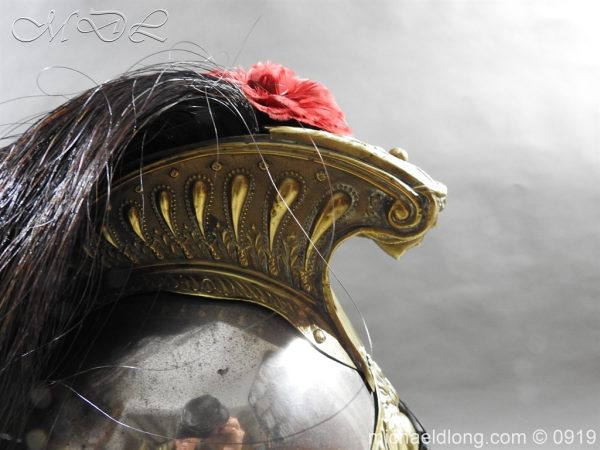 michaeldlong.com 3753 600x450 French Cuirassier Helmet