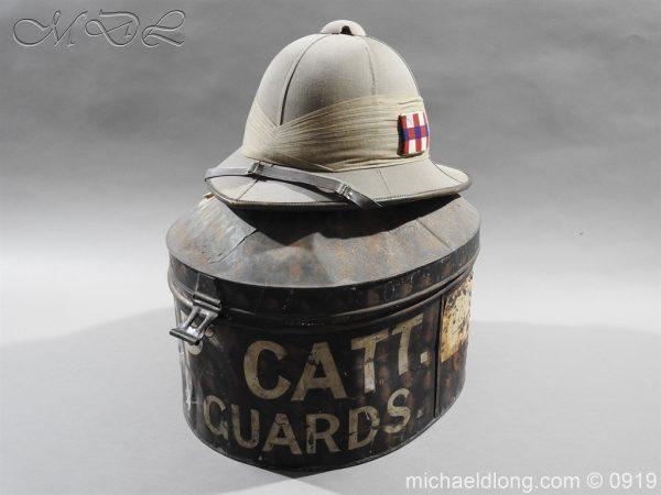 michaeldlong.com 3864 600x450 Scots Guards Officer's Wolseley Helmet