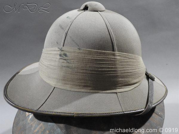 michaeldlong.com 3867 600x450 Scots Guards Officer's Wolseley Helmet