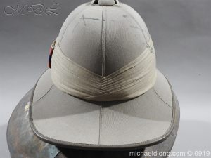 michaeldlong.com 3868 300x225 Scots Guards Officer's Wolseley Helmet