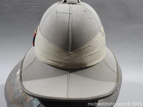 michaeldlong.com 3868 600x450 Scots Guards Officer's Wolseley Helmet