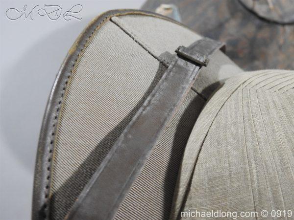 michaeldlong.com 3871 600x450 Scots Guards Officer's Wolseley Helmet