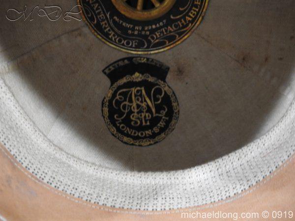 michaeldlong.com 3874 600x450 Scots Guards Officer's Wolseley Helmet