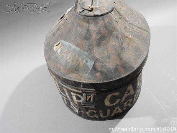 michaeldlong.com 3875 600x450 Scots Guards Officer's Wolseley Helmet