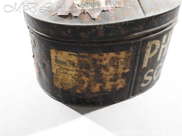 michaeldlong.com 3877 600x450 Scots Guards Officer's Wolseley Helmet