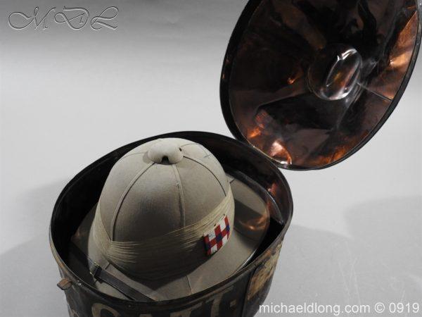 michaeldlong.com 3880 600x450 Scots Guards Officer's Wolseley Helmet