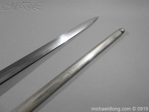 michaeldlong.com 3884 300x225 Scottish KOSB Officer's Sword by Wilkinson