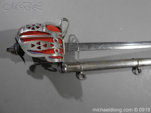 michaeldlong.com 3886 300x225 Scottish KOSB Officer's Sword by Wilkinson