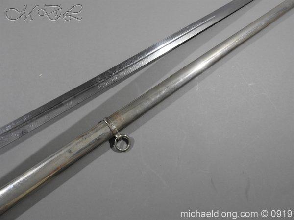 michaeldlong.com 3887 600x450 Scottish KOSB Officer's Sword by Wilkinson