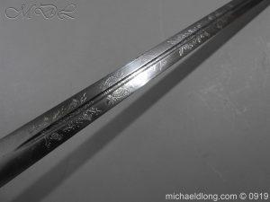 michaeldlong.com 3895 300x225 Scottish KOSB Officer's Sword by Wilkinson