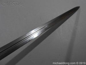 michaeldlong.com 3896 300x225 Scottish KOSB Officer's Sword by Wilkinson