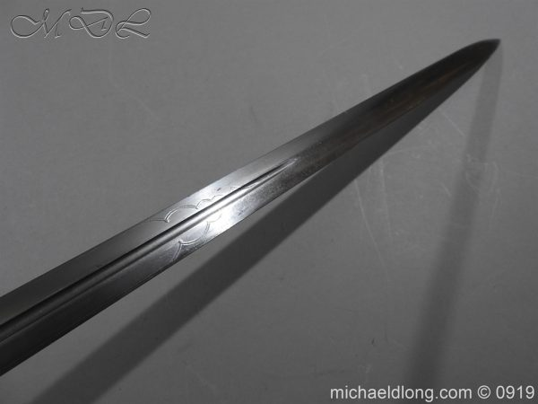 michaeldlong.com 3896 600x450 Scottish KOSB Officer's Sword by Wilkinson