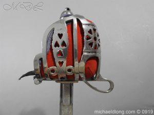 michaeldlong.com 3903 300x225 Scottish KOSB Officer's Sword by Wilkinson