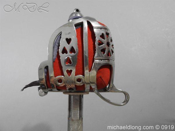michaeldlong.com 3903 600x450 Scottish KOSB Officer's Sword by Wilkinson