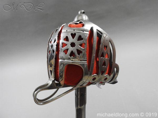 michaeldlong.com 3909 600x450 Scottish KOSB Officer's Sword by Wilkinson