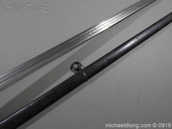 michaeldlong.com 4043 600x450 Scottish Victorian Basket Hilt Sword