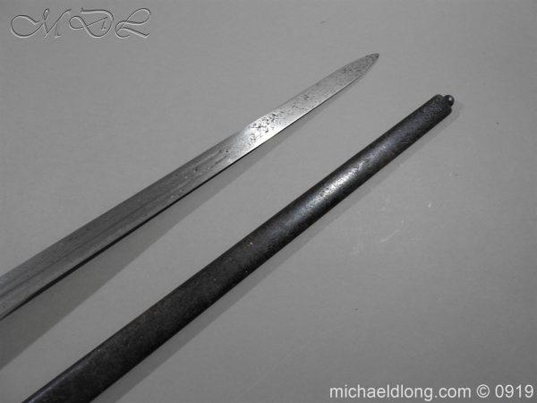 michaeldlong.com 4044 600x450 Scottish Victorian Basket Hilt Sword