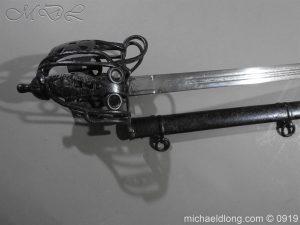 michaeldlong.com 4046 300x225 Scottish Victorian Basket Hilt Sword